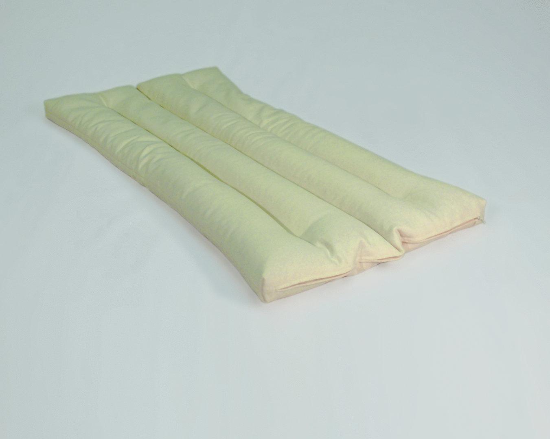 baby kinder bett matratzenauflage mit zirbe 60x120cm mudis h ndlershop. Black Bedroom Furniture Sets. Home Design Ideas